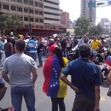 Altamira-plein de dag na de verkiezingen
