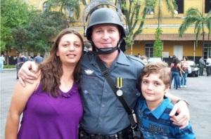 Marcelo en zijn ouders